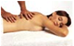 femme soin massage